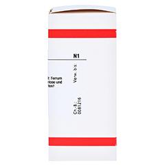 FERRUM JODATUM D 6 Tabletten 80 Stück N1 - Rechte Seite