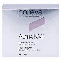 Alpha KM Creme regenerierende Nachtpflege 50 Milliliter - Vorderseite