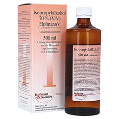 ISOPROPYLALKOHOL 70% V/V Hofmann's 500 Milliliter