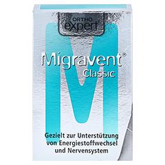 Migravent Classic Kapseln 120 Stück - Vorderseite