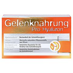 Gelenknahrung Pro Hyaluron Orthoexpert Pulver 30x12.3 Gramm - Rückseite