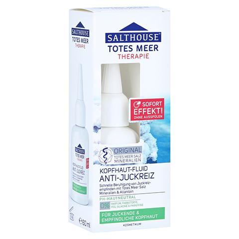 Salthouse Therapie Kopfhaut Fluid 60 Milliliter