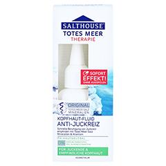 Salthouse Therapie Kopfhaut Fluid 60 Milliliter - Vorderseite