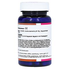 ZEOLITH 400 mg GPH Kapseln 60 Stück - Rechte Seite