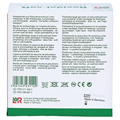 ROSIDAL Soft Binde 12x0,4 cmx2,5 m 1 Stück - Rückseite