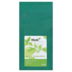 MELISSENBLÄTTER Tee 250 Gramm - Vorderseite
