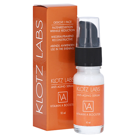 VITAMIN A BOOSTER Serum 10 Milliliter