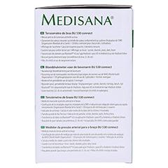 MEDISANA Blutdruck Messgerät BU530 Connect Oberarm 1 Stück - Rechte Seite