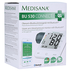 MEDISANA Blutdruck Messgerät BU530 Connect Oberarm 1 Stück