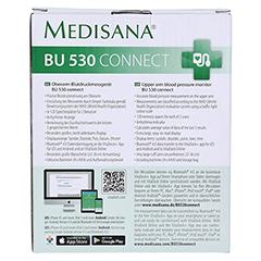 MEDISANA Blutdruck Messgerät BU530 Connect Oberarm 1 Stück - Rückseite
