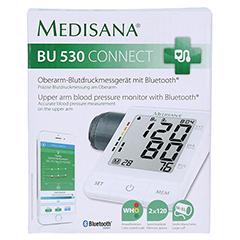 MEDISANA Blutdruck Messgerät BU530 Connect Oberarm 1 Stück - Vorderseite
