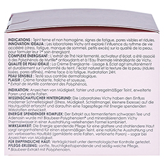 Vichy Idealia Creme Tagespflege für normale und Mischhaut 50 Milliliter - Rechte Seite