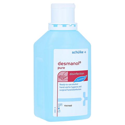 Desmanol pure Händedesinfektion Lösung 500 Milliliter