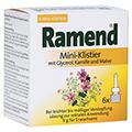RAMEND Mini-Klistier 6x9 Gramm