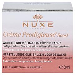 NUXE Creme Prodigieuse Boost Ölbalsam für die Nacht 50 Milliliter - Vorderseite