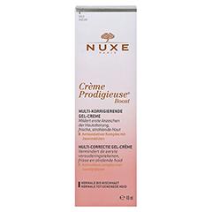NUXE Creme Prodigieuse Boost Multi-korrigierende Gel-Creme 40 Milliliter - Vorderseite