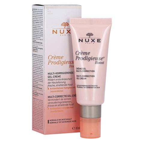 NUXE Creme Prodigieuse Boost Multi-korrigierende Gel-Creme 40 Milliliter