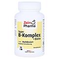 SUPER B-KOMPLEX+Biotin ZeinPharma Kapseln 90 Stück
