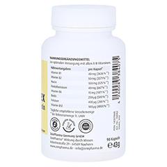 SUPER B-KOMPLEX+Biotin ZeinPharma Kapseln 90 Stück - Rechte Seite