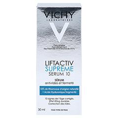 Vichy Liftactiv Supreme Serum 10 30 Milliliter - Rückseite