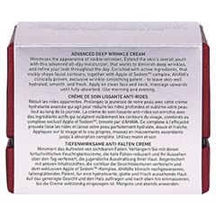 AHAVA Apple Of Sodom Advanced Deep Wrinkle Cream 50 Milliliter - Rückseite