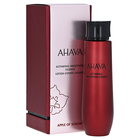 AHAVA Apple Of Sodom Activating Smoothing Essence 100 Milliliter