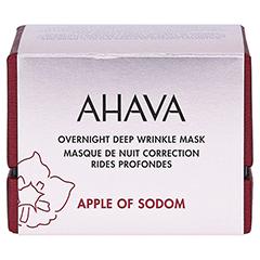 AHAVA Apple Of Sodom Overnight Deep Wrinkle Mask 50 Milliliter - Vorderseite