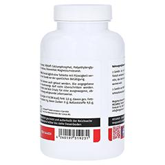 MEGAMAX L-Carnitin 1000 mg Tabletten 60 Stück - Rechte Seite