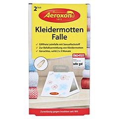 AEROXON Kleidermottenfalle 1 Stück - Vorderseite