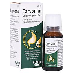 Carvomin Verdauungstropfen 20 Milliliter