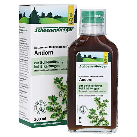 Andorn naturreiner Heilpflanzensaft Schoenenberger 200 Milliliter