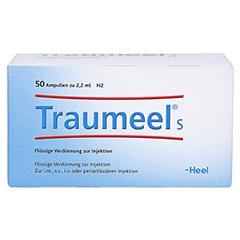 TRAUMEEL S Ampullen 50 Stück N2 - Vorderseite