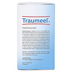TRAUMEEL S Ampullen 100 Stück N3 - Rechte Seite