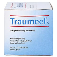 TRAUMEEL S Ampullen 50 Stück N2 - Linke Seite