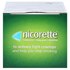 Nicorette 4mg freshmint 105 Stück - Oberseite