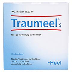 TRAUMEEL S Ampullen 100 Stück N3 - Vorderseite