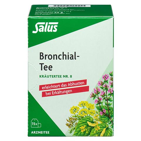 Bronchial-Tee Kräutertee Nr.8 15 Stück