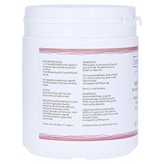 MSM PULVER Methylsulfonylmethan 500 Gramm - Rechte Seite