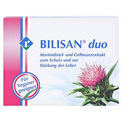 BILISAN duo Tabletten 100 Stück - Vorderseite