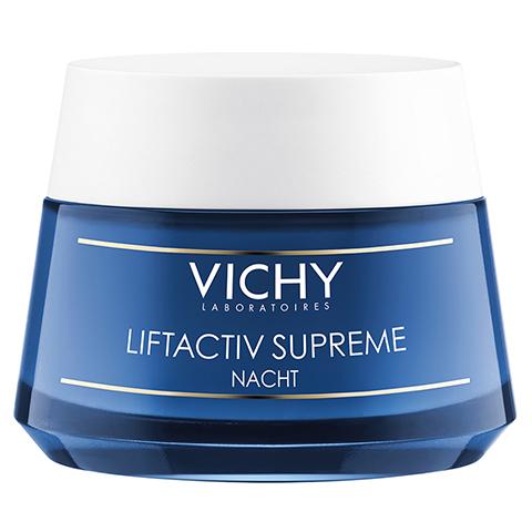 Vichy Liftactiv Supreme Anti-Age Nachtpflege 50 Milliliter