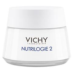 Vichy Nutrilogie 2 Tagespflege für sehr trockene Haut 50 Milliliter