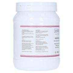 MSM Pulver Methylsulfonylmethan Pulver 1000 Gramm - Rechte Seite