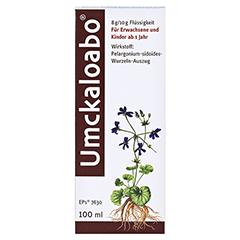 Umckaloabo 100 Milliliter N3 - Vorderseite