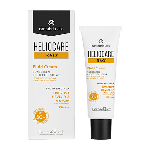 HELIOCARE 360° Fluid Cream SPF 50+ 50 Milliliter