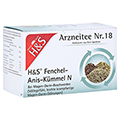 H&S Fenchel-Anis-Kümmel N 20x2.0 Gramm