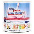 HANSEPHARM Power Eiweiß plus Himbeere-Vanille Plv. 750 Gramm