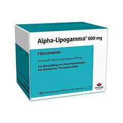 Alpha-Lipogamma 600mg 100 Stück N3