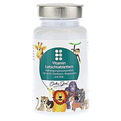 ORTHODOC Vitamin Lutschtabletten 60 Stück