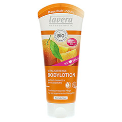 LAVERA Bodylotion Bio-Orange+Bio-Sanddorn 200 Milliliter