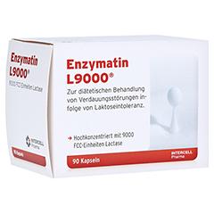 ENZYMATIN L 9000 Kapseln 90 Stück
